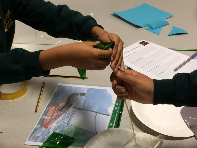 Building boats with Deptford schools | The Lenox Project